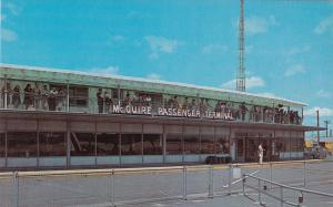 MCGUIRE AFB, New Jersey , 40s-60s; McGuire Passenger Terminal
