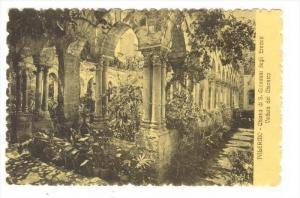 Palermo , Italy, 1910-20s   Chiesa di S. Giovanni degli Eremiti, Veduta del C...