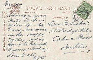 LLANDUDNO, Wales, UK , 1912 ; Launch of the Lifeboat