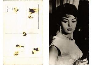 CPA AK Pascale Petit. FILM STAR (620043)