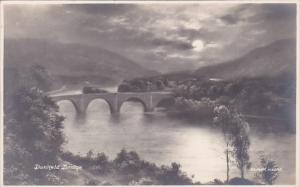 Scotland Perth Dunkeld Bridge Photo