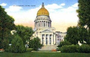 State Capitol - Boise, Idaho ID