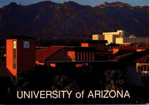 Arizona Tucson University Of Arizona