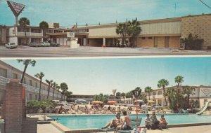 DAYTONA BEACH , Florida , 1969 ; Holiday Shores Motel, Swimming Pool