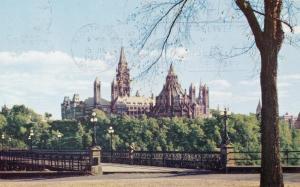 Canada - Ontario, Ottawa. Parliament Buildings