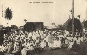 CPA Sénégal Afrique Fortier 221. Féte de la Korité (68138)