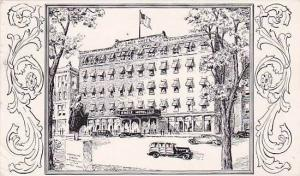 Eagle Hotel, Concord, New Hampshire, PU-1951