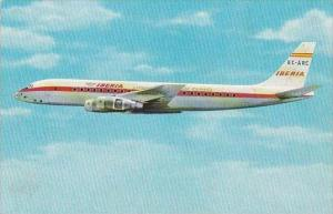 Iberia Douglas DC-8 Turbofan