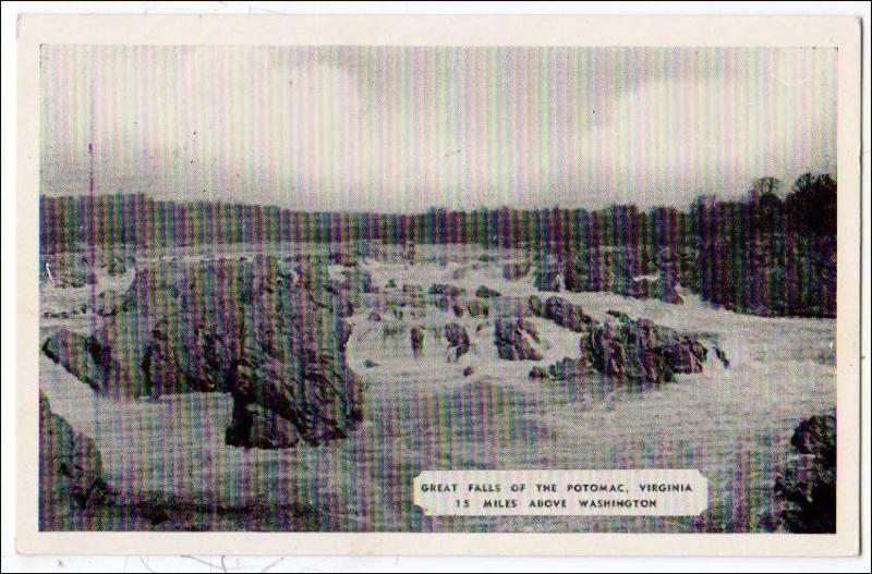 VA - Great Falls of the Potomac River