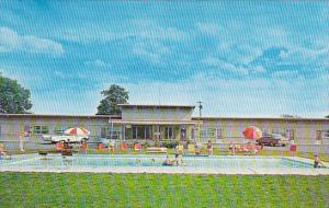 Canada Sago Motel Swimming Pool Alberton Ontario