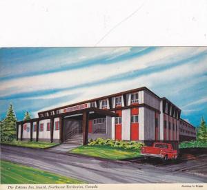 Eskimo Inn , INUVIK , N.W.T. , Canada , 50-60s