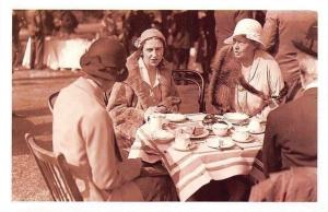 Garden Party 1932 at the Windmill Press, Kingswood, Surrey, Nostalgia Reprint