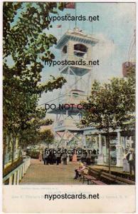 Gladys Chime Tower, Coney Island NY