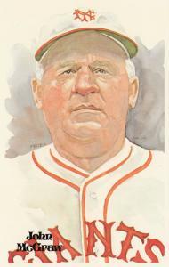 AS; PEREZ, 1980 ; John McGraw, Baseball player