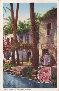 The Oasis of Marg - Egypt - 1931 - WB