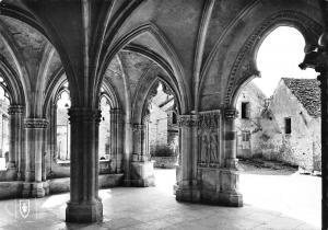 France Environs de Vezelay (Yonne) Eglise de St-Pere-le-Cloitre