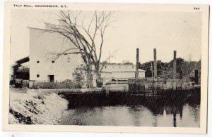 Talc Mill, Gouverneau NY