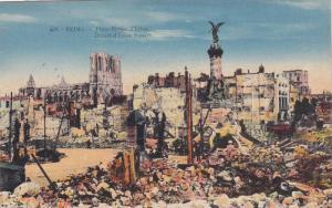 REIMS, Drouet-d'Erlon Square, Champagne-Ardenne, France, 00-10s