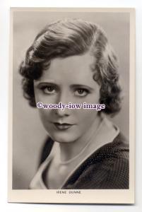 b4589 - Film Actress - Irene Dunne, Picturegoer postcard No.561