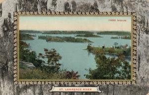 1000 ISLANDS, Ontario, 1913; 1000 Islands, St. Lawrence River
