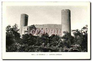 Old Postcard Hohwald Chateau D & # 39Andlau