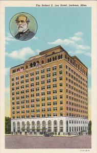 Mississippi Jackson Robert E Lee Hotel 1952 Curteich
