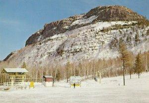 THUNDER BAY , Ontario , 1960s-70s ; Mount McKay ski lift