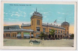 Union Station, Savannah GA