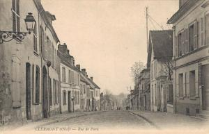 France Clermont Oise Rue de Paris 02.52