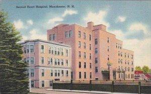 New Hampshire Manchester Sacred Heart Hospital Artvue