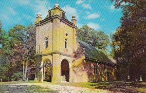 Saint Peter's Parish Church New Kent County Virginia
