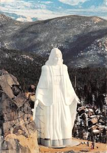 Our Lady of the Rockies - Butte, Montana