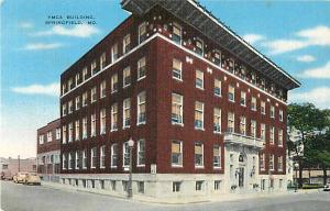 Linen of Y.M.C.A. Building Springfield Missouri MO