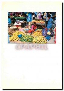 Postcard Modern Nepal