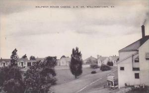 Kentucky Williamstown Halfway House Cabins Artvue