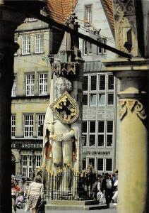 Roland Statue Freie Hansestadt Bremen Apothek