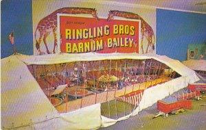 Ringling Museum Of The Circus Miniature Reproduction Sarasota Florida