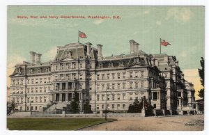 Washington, D.C., State War and Navy Departments
