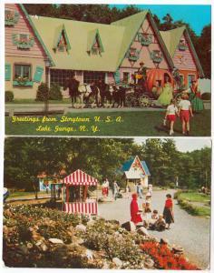 2 - Storytown Town, Lake George NY