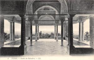 Tunisia Tunis Kouba du Belvedere