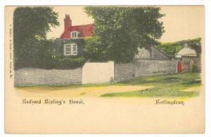 Rudvard Ripling's House, Rotingdean (Sussex), England, UK, 1900-10s