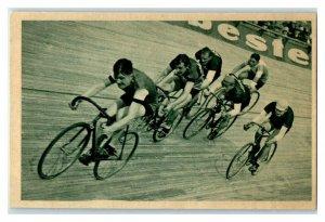 Bicycling, Sport II, Echte Wagner German Trade Card *VT31V