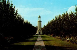 Massachusetts Westfield Stanley Park Carillon Tower