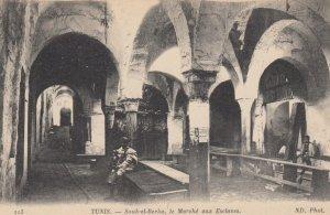 TUNIS.-Souk-el-Berka , le Marche aux Esclaves , 00-10s