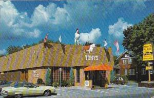 Canada Niagara Falls Tony's Place Restaurant
