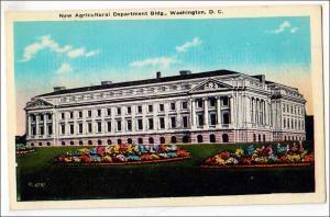 New Agricultural Dept Bldg. Washington DC