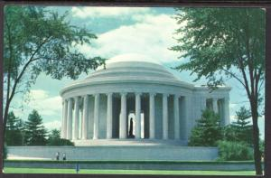 Jefferson Memorial,Washington,DC