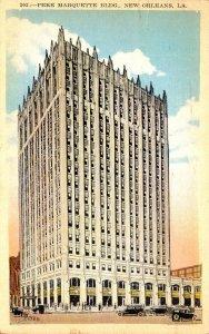 Louisiana New Orleans Pere Marquette Building 1924