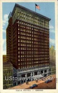 YMCA Hotel Chicago IL 1954