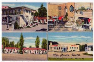 New Palace Motel, Albany KY